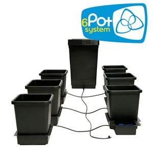 AUTOPOT ENSEMBLE 6 POTS RÉSERVOIR RIGIDE 47 L INCLUS (1)