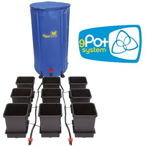 AUTOPOT 9 POTS SYSTEM KIT WITH FLEXITANK 100 L (1)