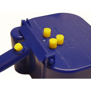 AUTOPOT AQUAVALVE YELLOW SILICONE (1)