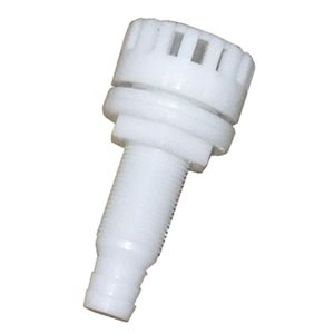 SPLASH GUARD DRAIN FITTING 3 / 4'' WITH WASHER (1)