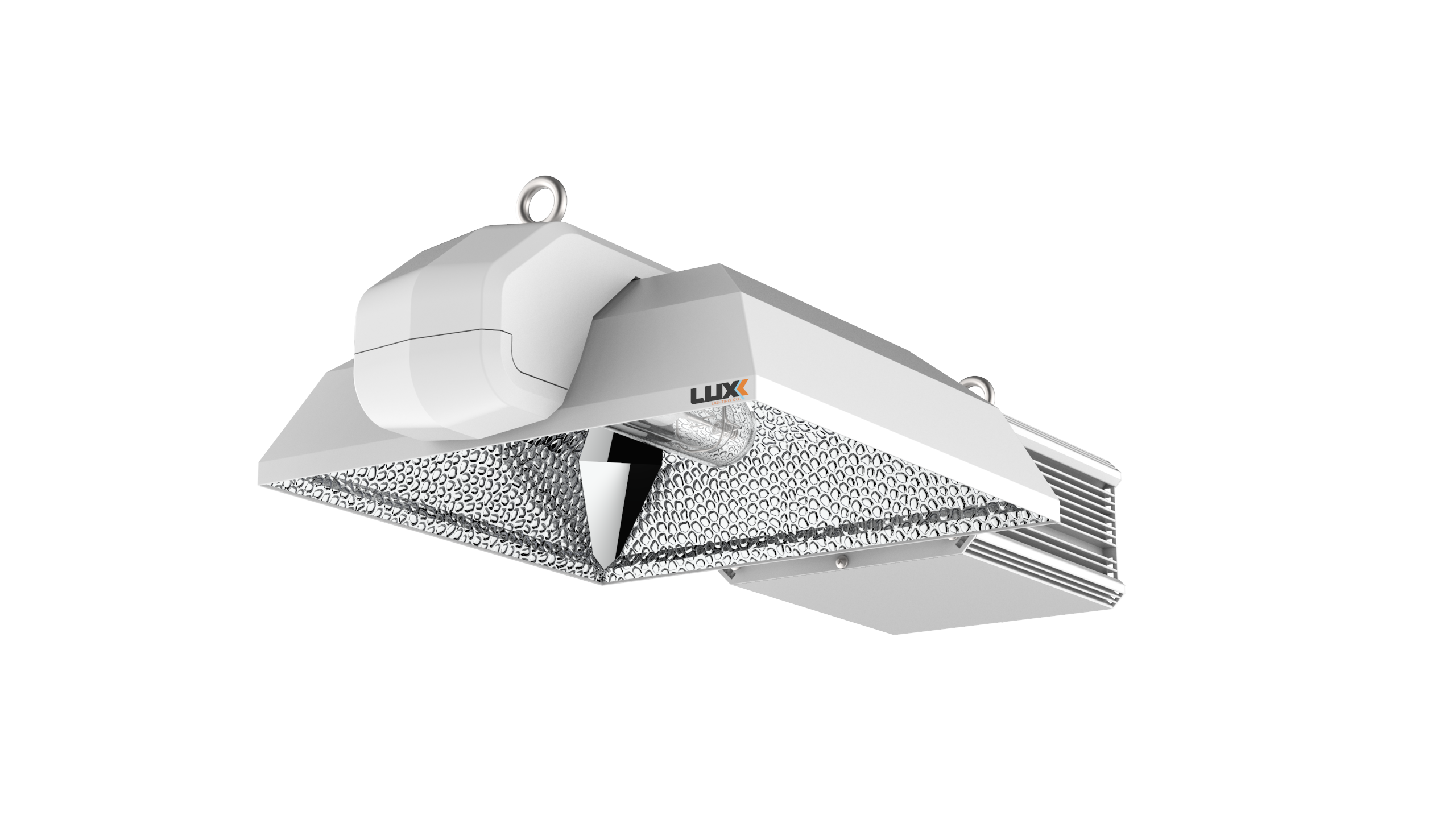LUXX FIXTURE - CMH 315 WATTS - 120V - 277V + AMP 4200°K (1)