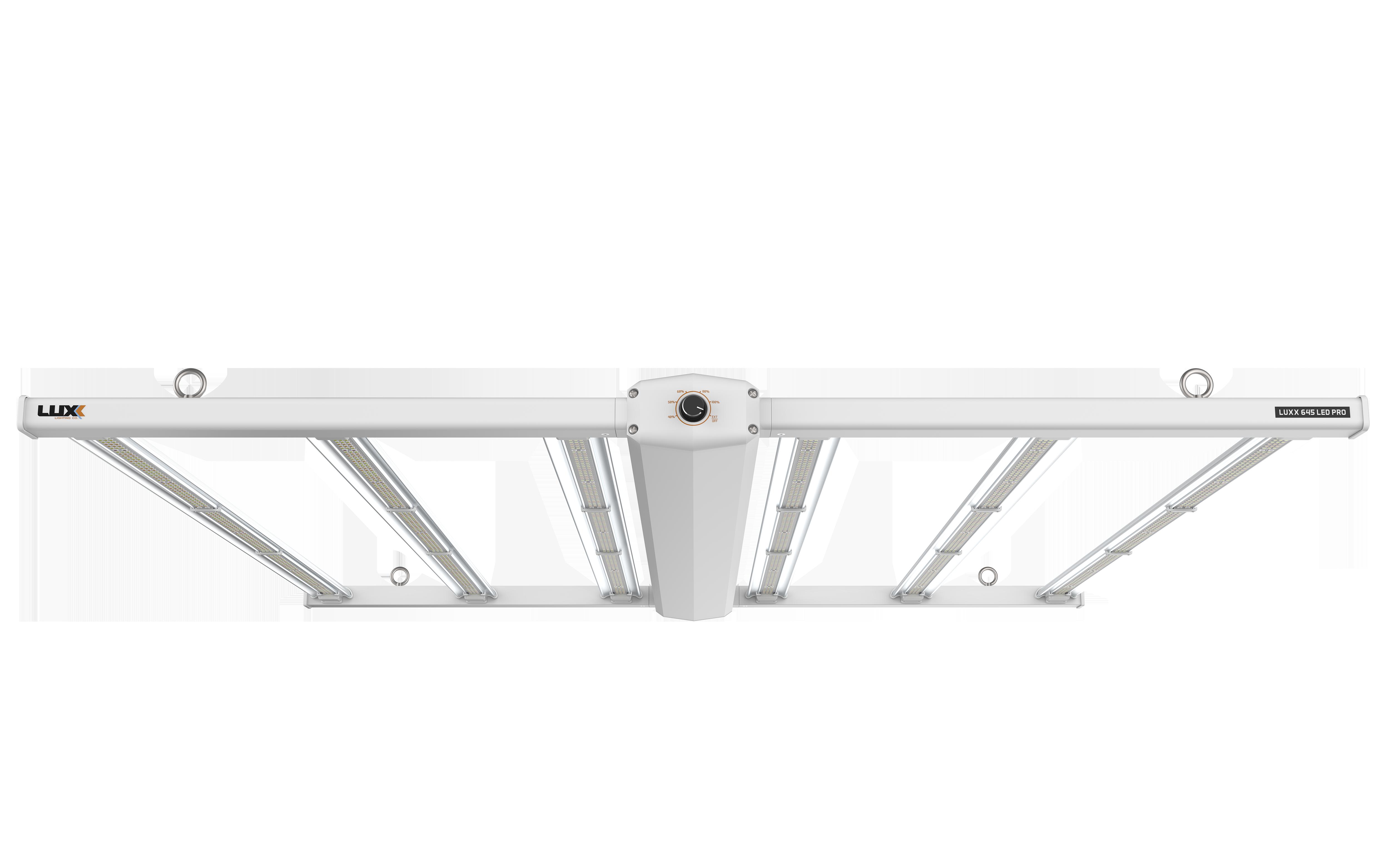 LUXX FIXTURE - DEL PRO 645 WATTS - 120V-277V FIXTURE (1)