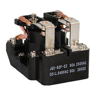 RELAY 80A 250VAC 28VDC (1)