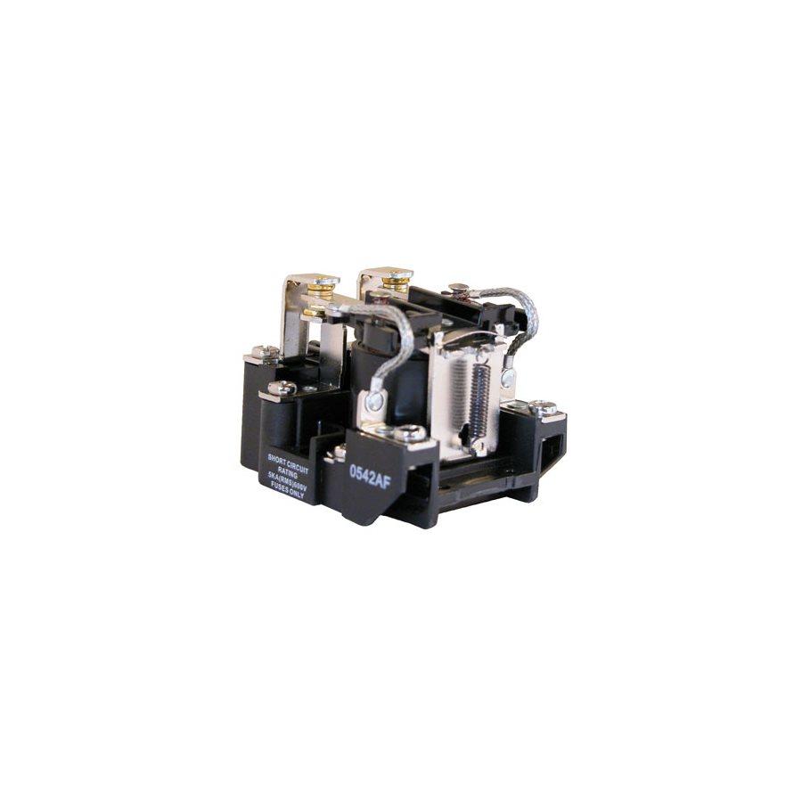 ALLEN BRADLEY DPDT RELAY 40 A / 120 V (1)