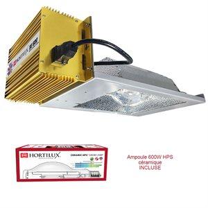 HORTILUX SE600 GROW LIGHTING SYSTEM 600W 120 / 240V (1)