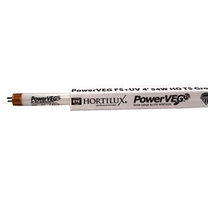 HORTILUX POWERVEG T5 HO 4' 54W FULL SPECTRUM UV (24)