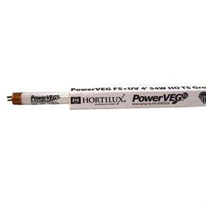 HORTILUX POWERVEG T5 HO 4' 54W SPECTRE COMPLET UV (24)