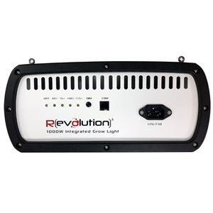 DEVA R(EVOLUTION)2 1000W 120 / 240 INTEGRATED LIGHTING SYS.(1)