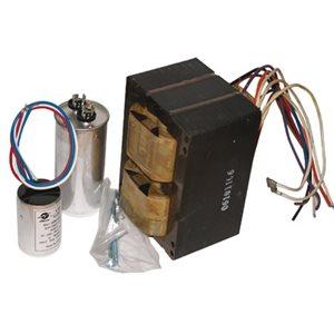 POWERSUN BARE BONE BALLAST 600W HPS 120 / 240V (1)