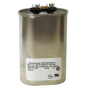 CAPACITOR 600 W HPS 300 VCA / 64 µF 50 / 60HZ (1)