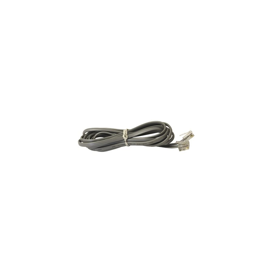GROZONE RJ11 CABLE 7' FOR OB1-OB2-CO2R-HTC (1)