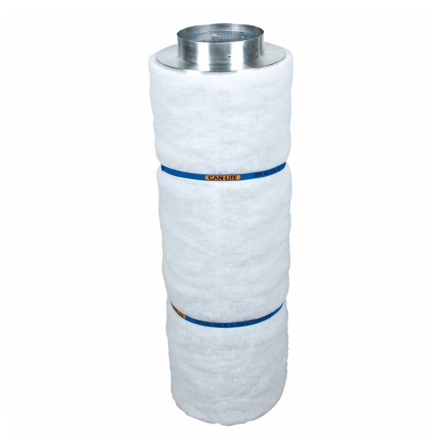 CAN-FILTERS CAN-LITE CARBON FILTER 1000 CFM 8'' (1)