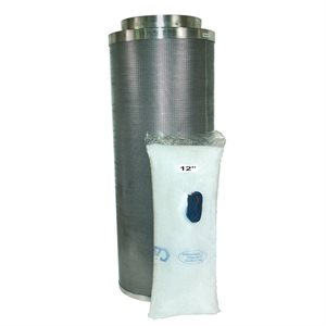 CAN-FILTERS CAN-LITE CARBON FILTER 1800 CFM 12'' (1)