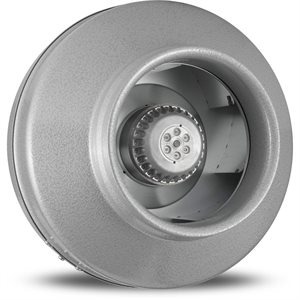 "VORTEX FAN VTX-SERIES INLINE 8"" 115V739 CFM (1)"