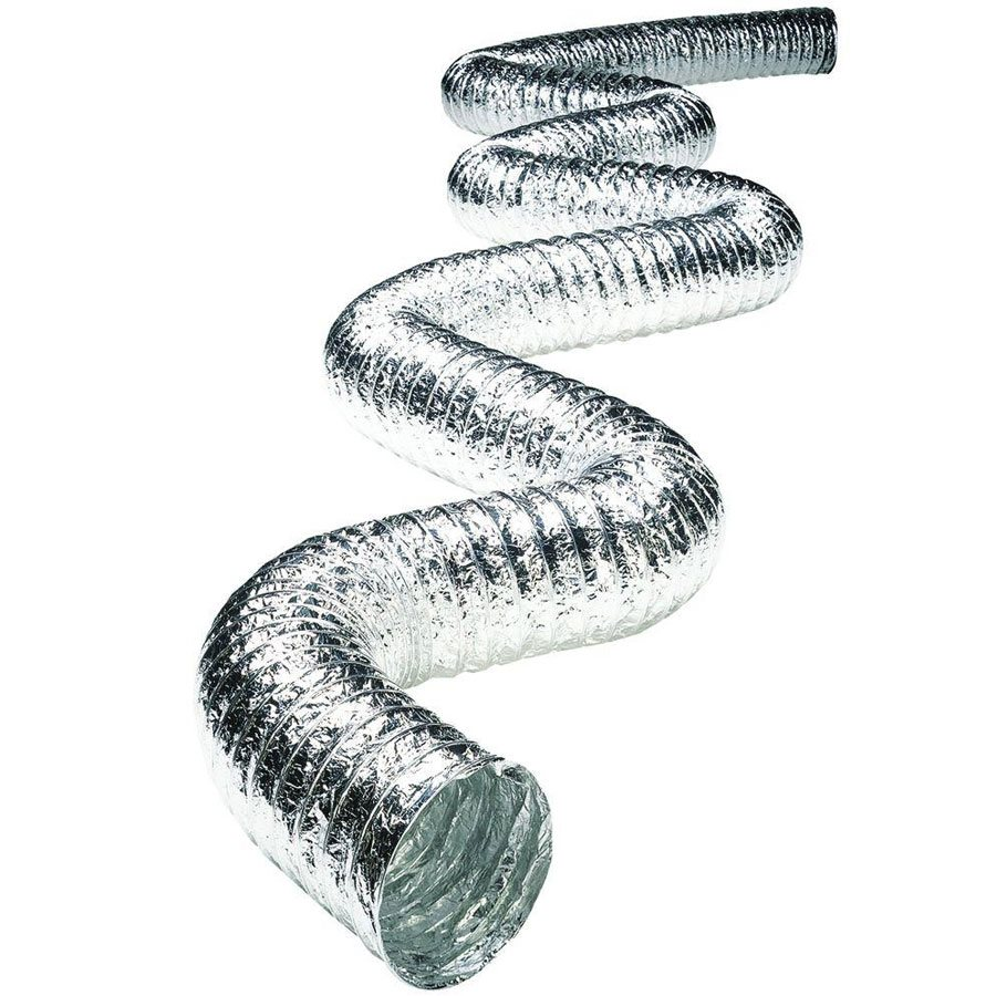 PEFLEX NON INSULATED FLEXIBLE DUCT 8'' X 25' (1)