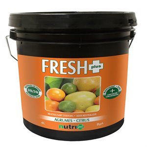 NUTRI+ FRESH+ ODOR NEUTRALIZER CITRUS 4L (1)