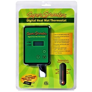 SUPER SPROUTER DIGITAL HEAT MAT THERMOSTAT (1)