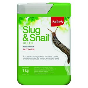SAFER'S SLUG & SNAIL KILLER 1 KG (1)