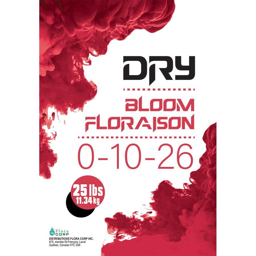 NUTRI+ DRY FLORAISON 0-10-26 11.34KG (1)