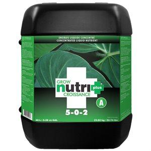 NUTRI+ NUTRIENT GROW A 20 L (1)