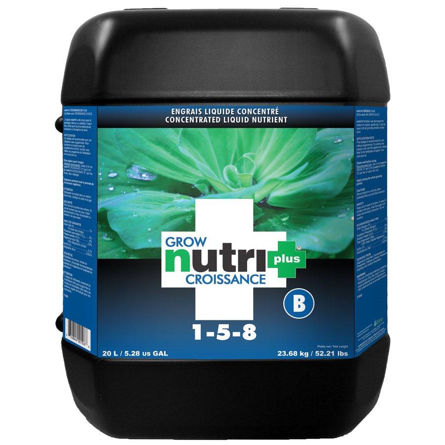 NUTRI+ ENGRAIS CROISSANCE B 20 L (1)
