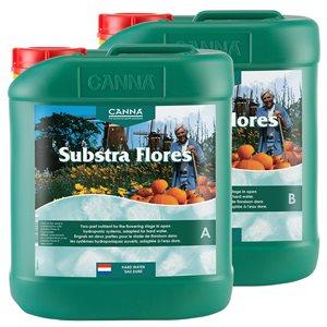 CANNA SUBSTRA FLORES A+B HW 5L (1)