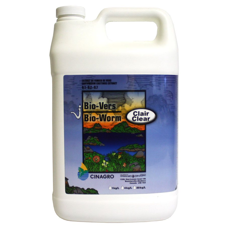 CINAGRO BIO-WORM CLEAR EARTHWORM CASTINGS EXTRACT 4L (1)
