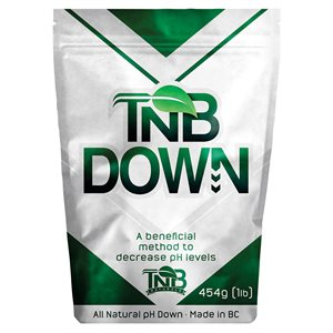 TNB NATURALS PH DOWN POWDER 1LB / 454g (1)