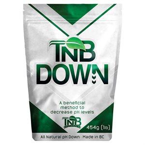 TNB NATURALS PH DOWN POUDRE 1LB / 454g (1)