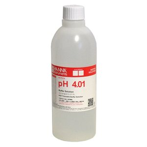 HANNA HI 7004L BUFFER SOLUTION PH 4 .01 500 ML (1)