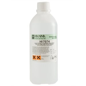 HANNA HI 7074L CLEANING SOLUTION INORGANIC 500 ML (1)