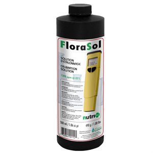 NUTRI+ FLORASOL CALIBRATION SOLUTION TDS 1382 PPM 500ML (1)