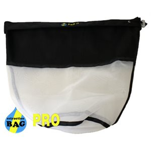 EXTRACTION BAG PRO BLACK BAG 220 MICRONS 5 GAL (1)