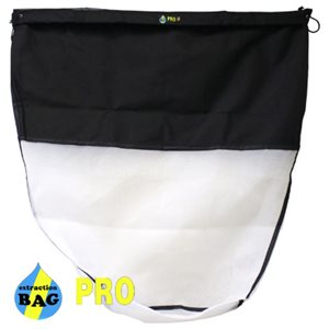 EXTRACTION BAG PRO BLACK BAG 220 MICRONS 55 GAL (1)