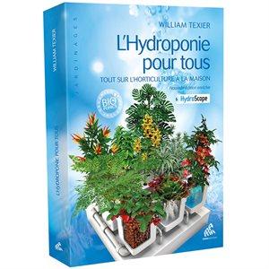 BOOK - L'HYDROPONIE POUR TOUS - FRENCH VERSION (1)