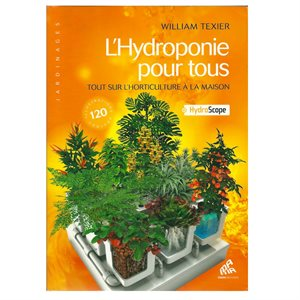 BOOK - L'HYDROPONIE POUR TOUS - FRENCH VERSION (1)