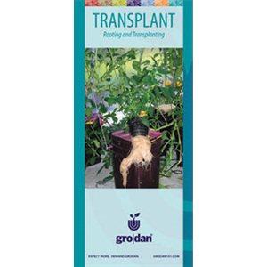 GRODAN GRO-GUIDE TRANSPLANTER ANGLAIS (80)