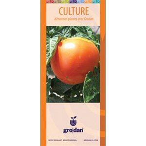 GRODAN GRO-GUIDE GROW FRENCH (80)